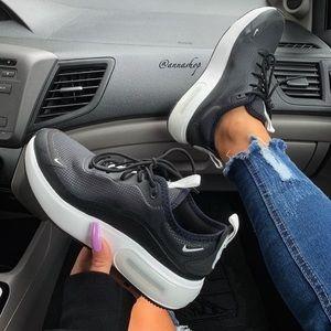 New Nike Air Max Dia black shoes